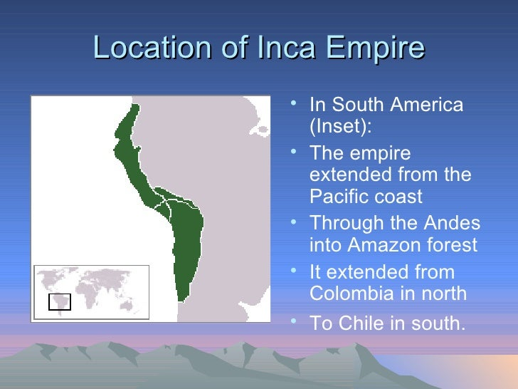 Andean America: Land of the Inca