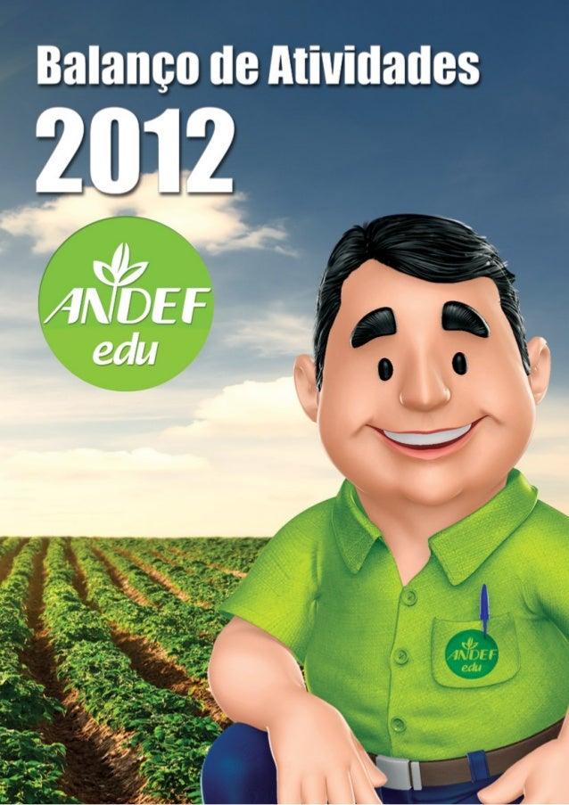Um ano de farta colheitaEstamos muito felizes, pois o trabalho que realizamos em 2012rendeu uma farta colheita, como demon...