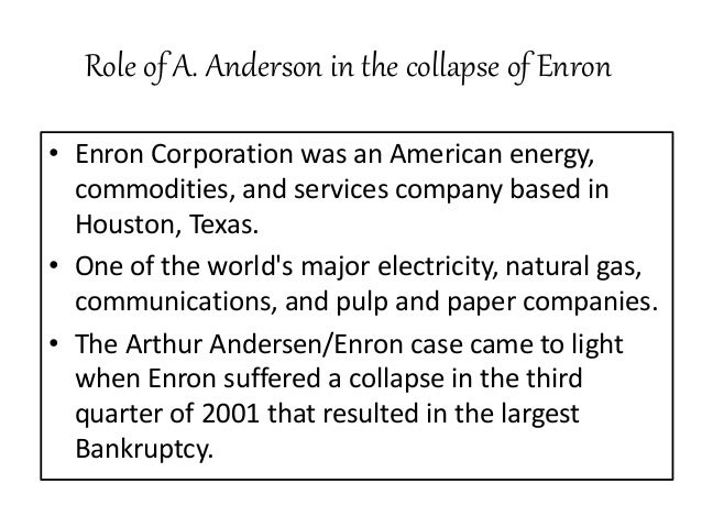 """enron business law paper During enron""""s fraud period, 1997-2001, the research paper examined how sell -side  fordham journal of corporate & financial law, 11 (4) (2006), pp 765-."""