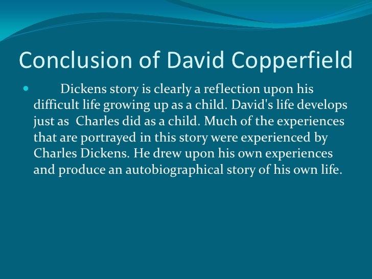 david copperfield novel summary