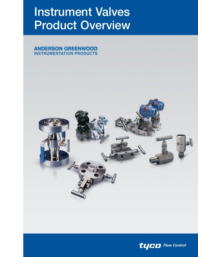 Instrument Valves Product Overview