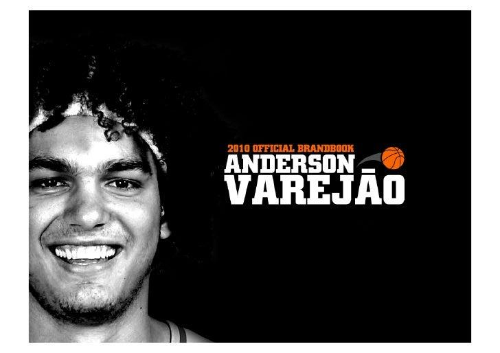 Anderson Varejão Brandbook
