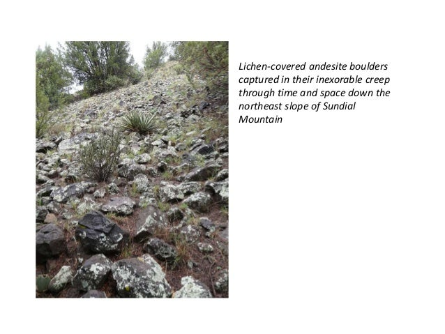 Andesite Slide 2
