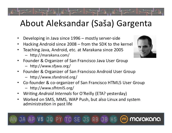 Deep Dive Into Android Security Slide 2