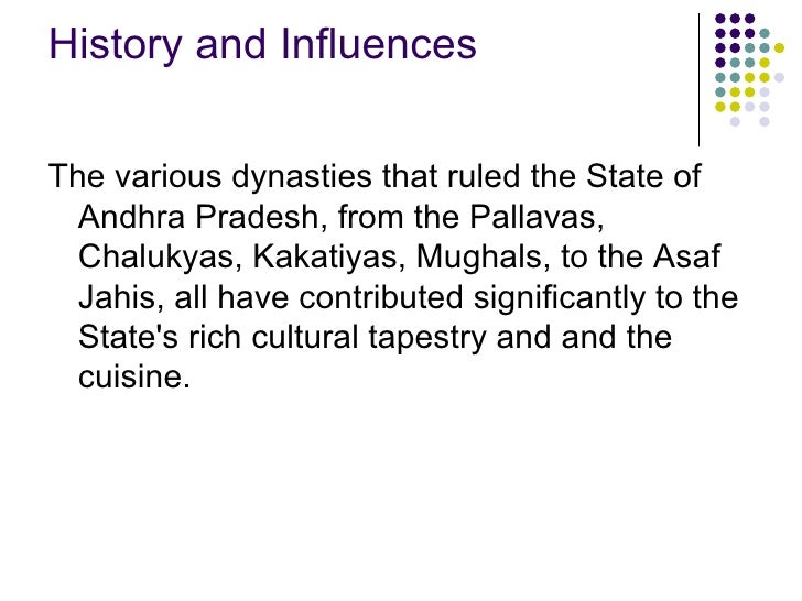 Andhra pradesh hydrabad for Andhra cuisine history