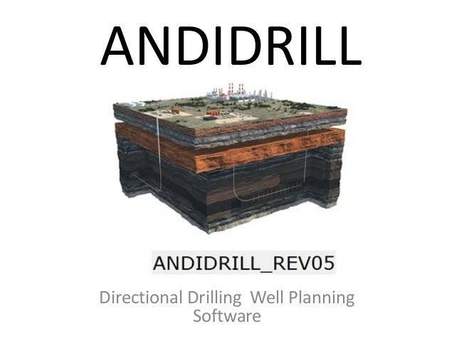 Andidrill software