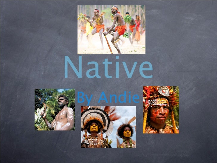 Native By Andie