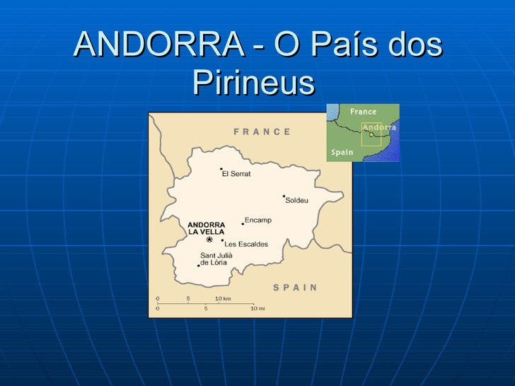 ANDORRA - O País dos Pirineus