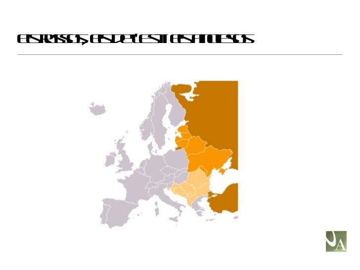 Els russos, els de l'Est i els anglesos