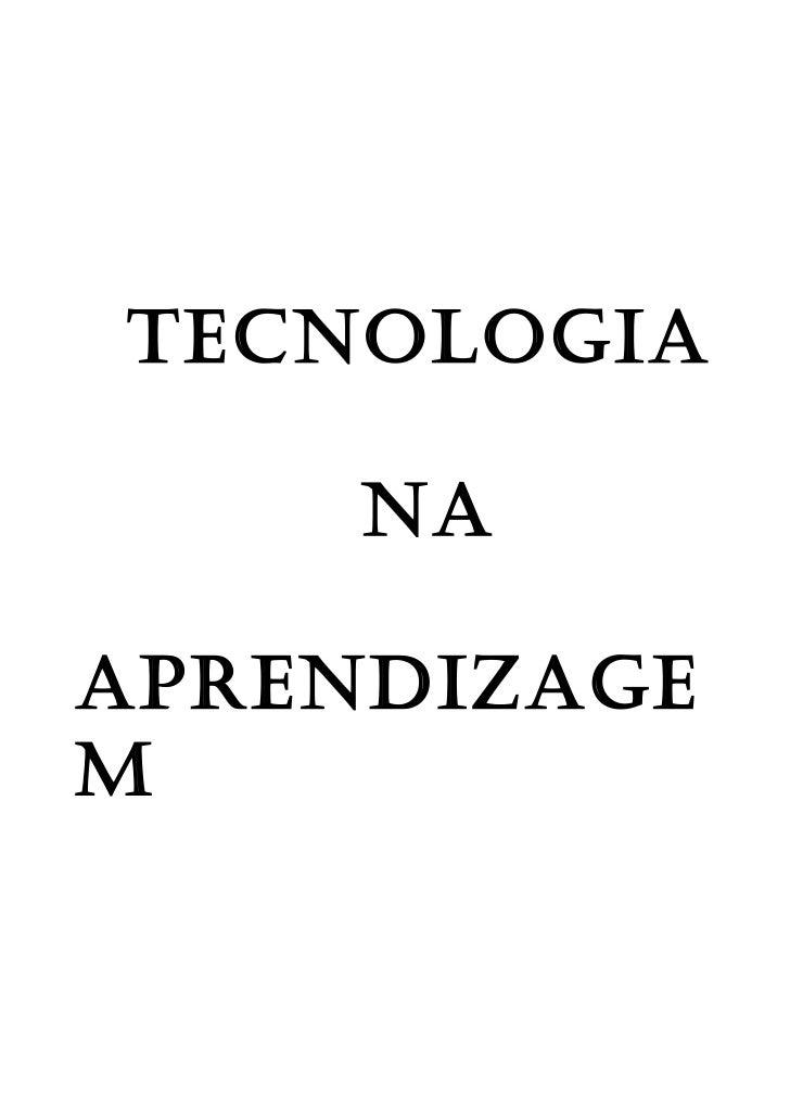 Tecnologia     naaprendizagem