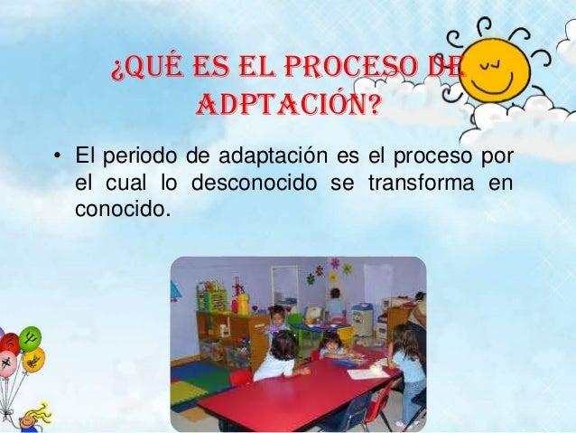 Adaptaci n ni os de 2 a 3 a os por jeanneth vivas for Adaptacion jardin maternal