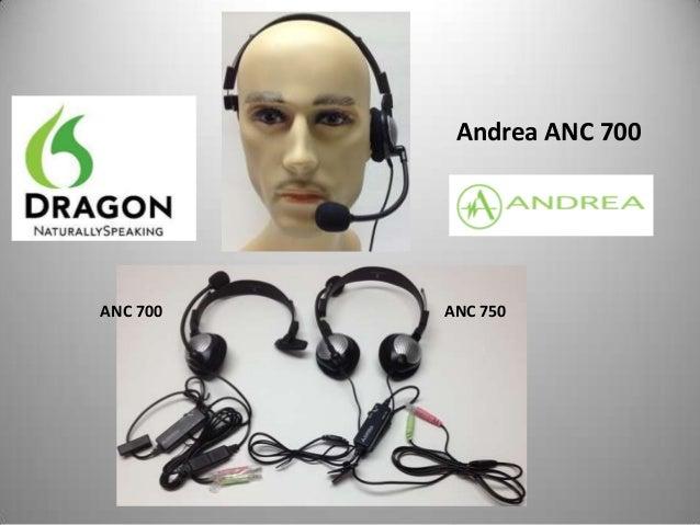 Andrea ANC 700ANC 700 ANC 750