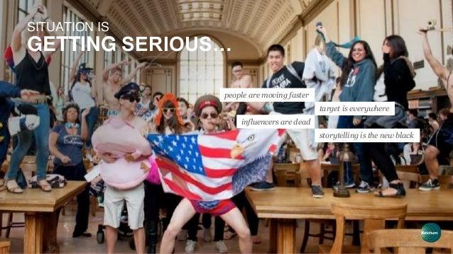 Al centro del vortice: strategie di Total Brand Experience Slide 3