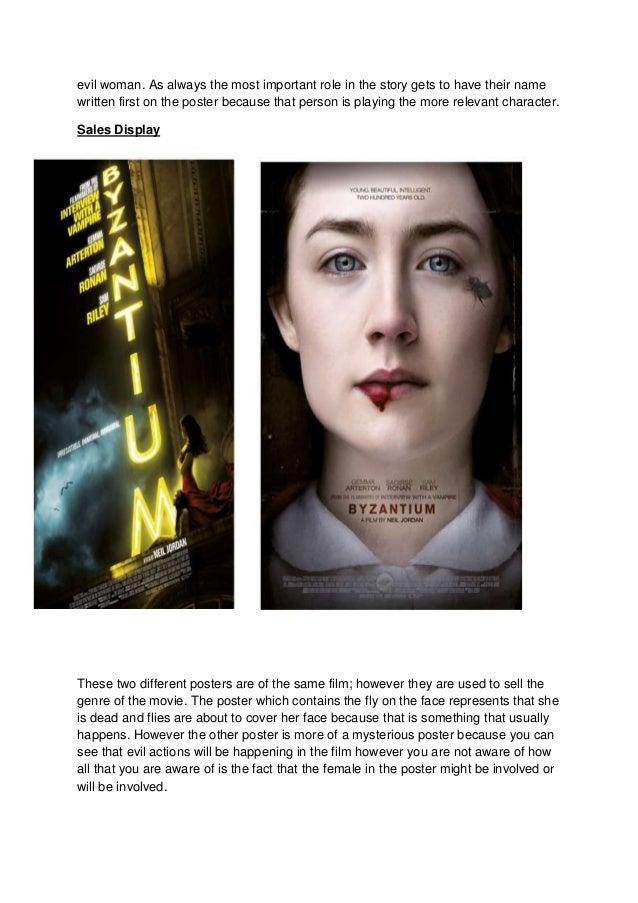 Andreanna film marketing