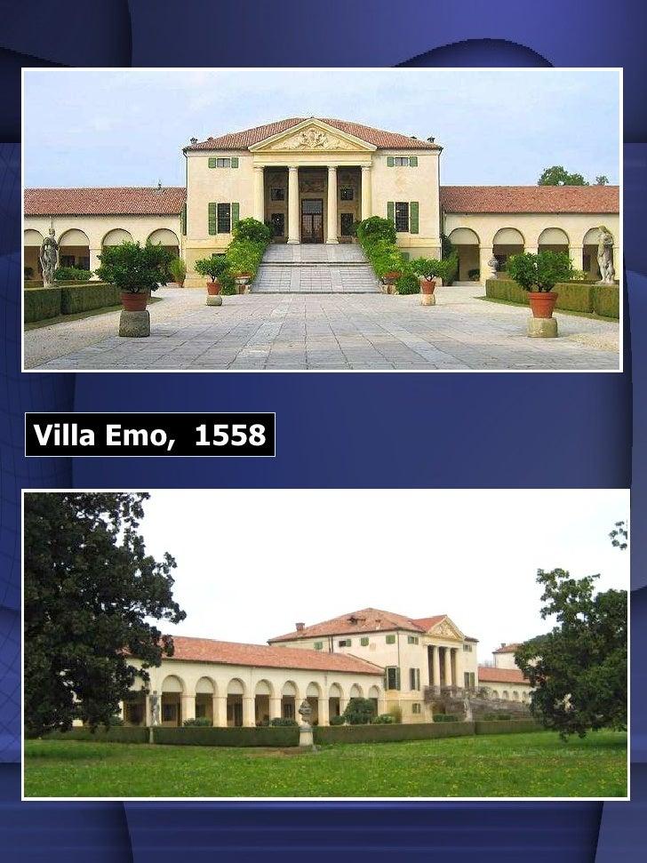 Villa Emo,  1558