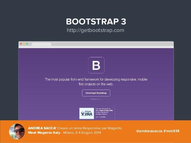 Creare un tema Responsive per Magento con Bootstrap