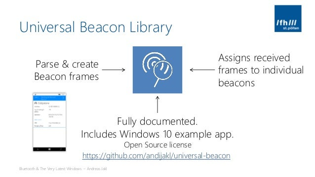 Bluetooth Beacons - Bluetooth 5, iBeacon, Eddystone, Arduino, Windows…