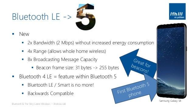 Bluetooth Beacons Bluetooth 5 Ibeacon Eddystone Arduino Windows
