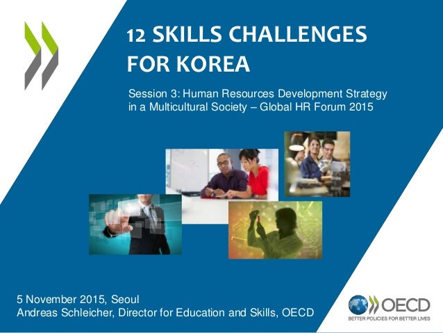 12 Skills Challenges for Korea