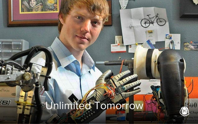 Unlimited Tomorrow