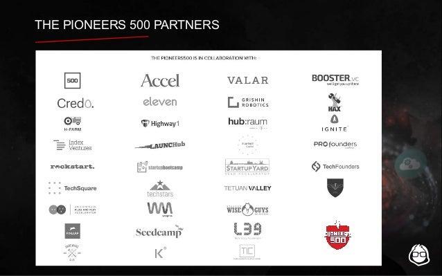 THE PIONEERS 500 PARTNERS