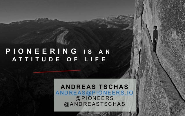 Andreas Tschas - Pioneers - Building Startup Marketplaces in Europe & Asia - Austria - Stanford Engineering - Feb 22 2016