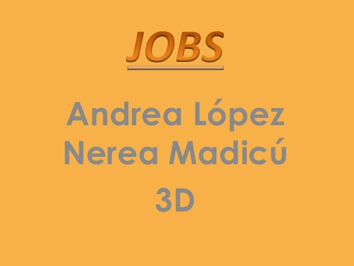 Andrea LópezNerea Madicú     3D
