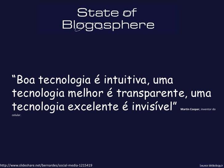 """""""Boa tecnologia é intuitiva, uma tecnologia melhor é transparente, uma tecnologia excelente é invisível"""" Martin Cooper, in..."""