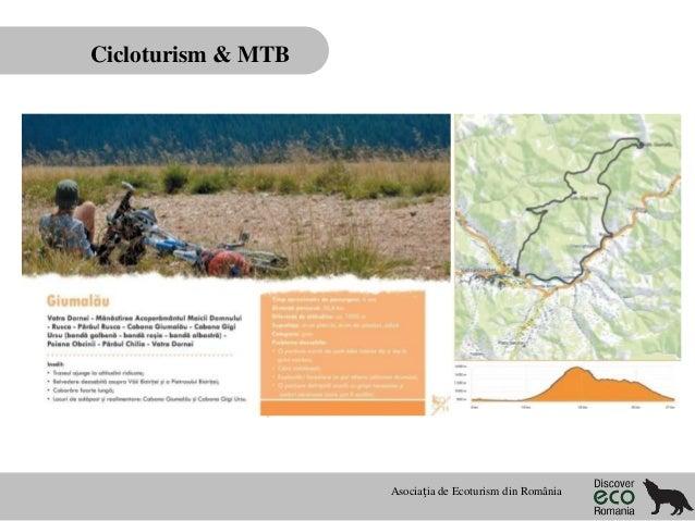 Cicloturism & MTB  Asociația de Ecoturism din România