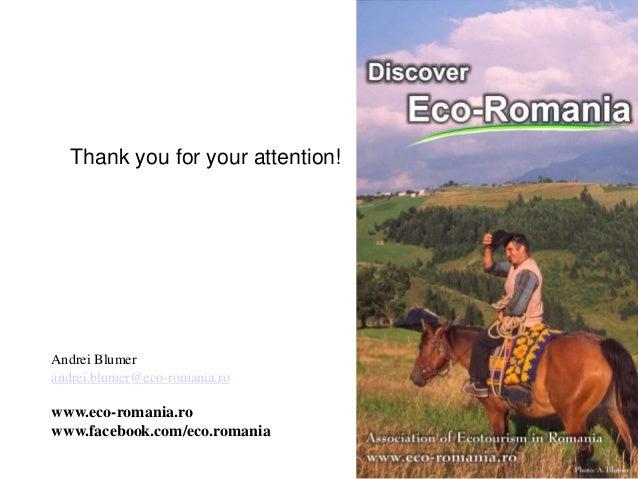 Ecotourism – a new paradigm for development