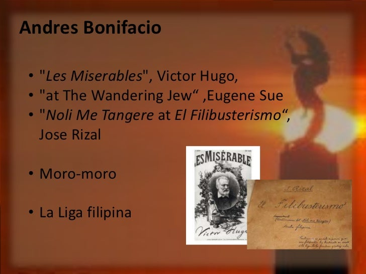essay comparing rizal and bonifacio The movie started with his novel where he revealed the truth the noli me tangere and el filibusterismo, the two novel of rizal serve as the way.