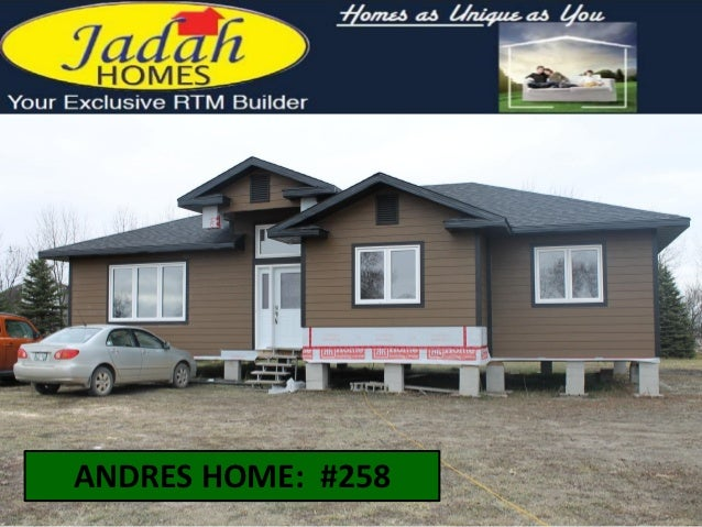 ANDRES HOME: #258