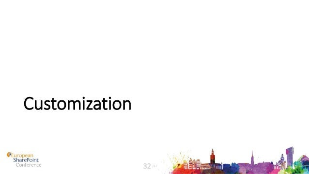 Customization /4732