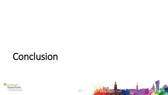 Conclusion /4744