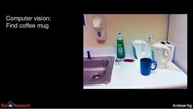 Andrew NgAndrew Ng Computer vision: Find coffee mug