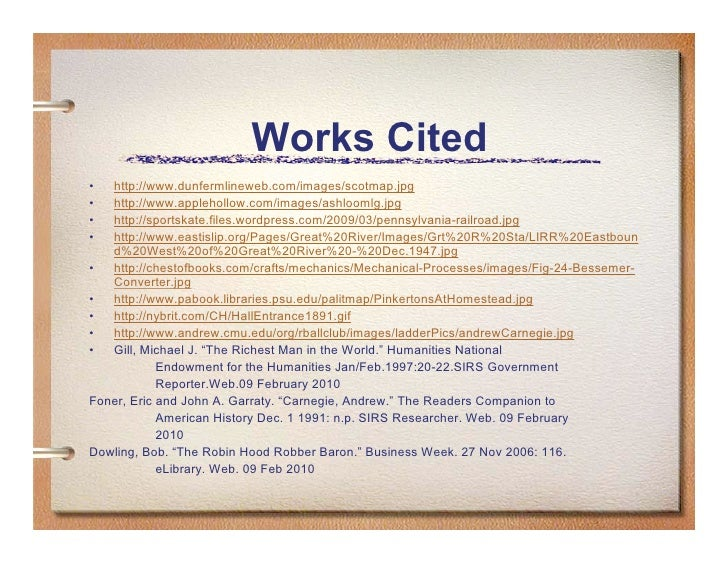 Works Cited •  http://www.dunfermlineweb.com/images/scotmap.jpg •  http://www.applehollow.com/images/ashloomlg.jpg •  http...