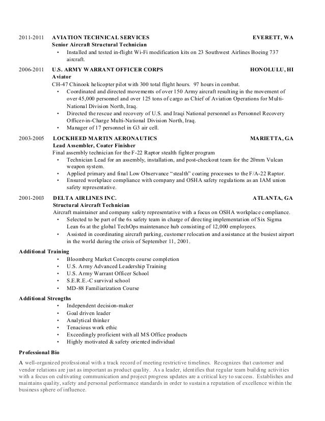 resume analytical thinker