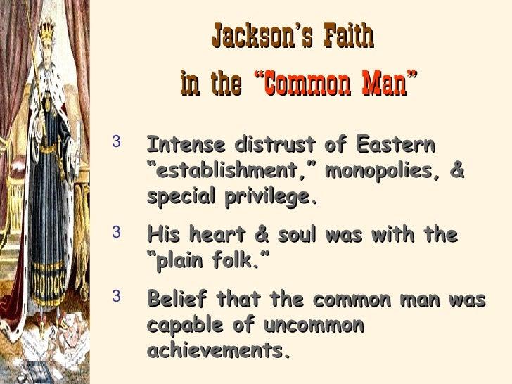 How Democratic Was Andrew Jackson?