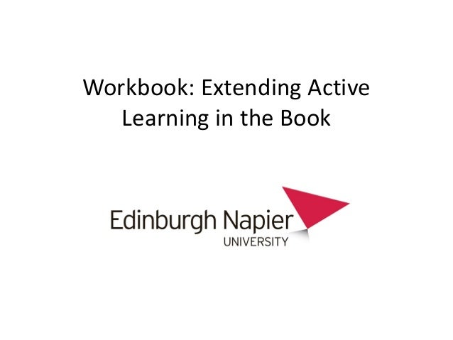 Workbook: Extending Active Learning in the Book