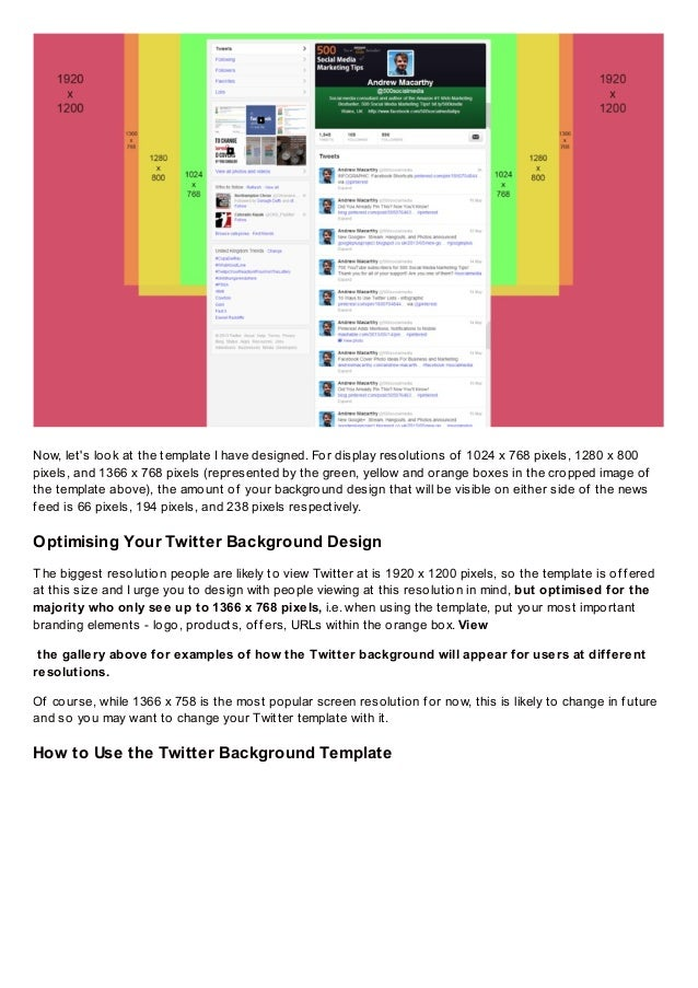 Free twitter background template seamless twitter background and twitter background image template contegri com pronofoot35fo Images