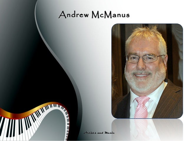Andrew McManusAndrew McManus Artists and MusicArtists and Music