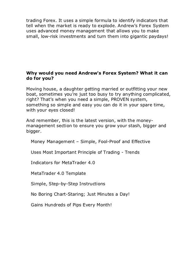 Rds forex system review