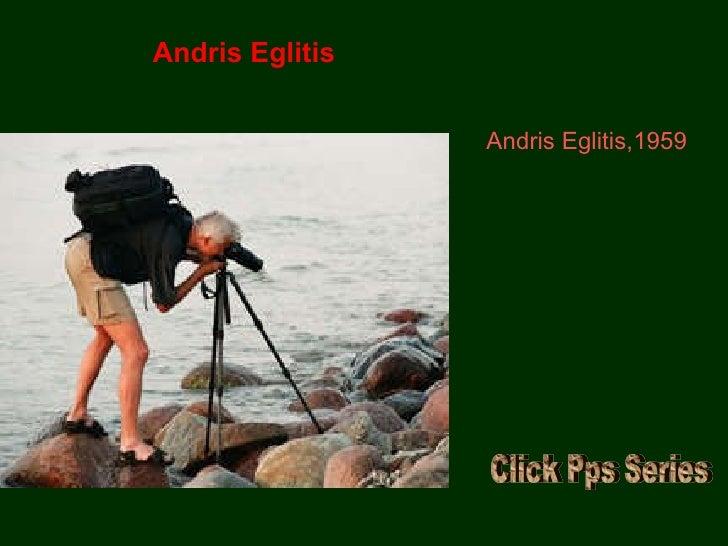 Andris Eglitis,1959 Andris Eglitis Click Pps Series