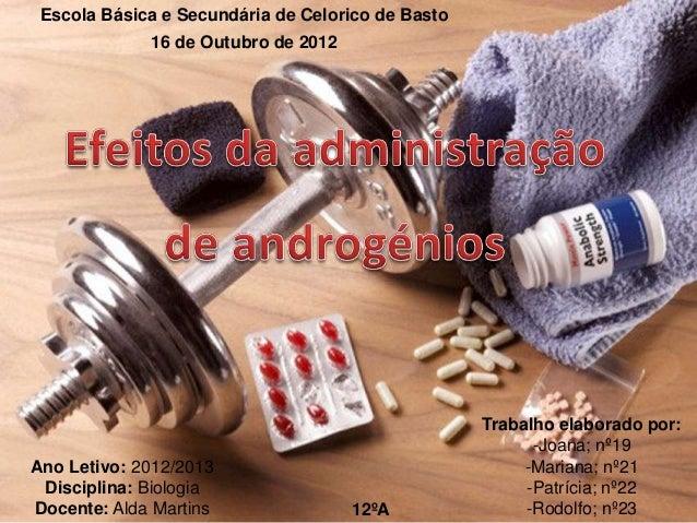 Escola Básica e Secundária de Celorico de Basto             16 de Outubro de 2012                                         ...