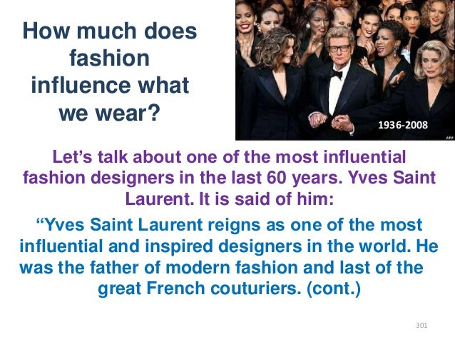 """How much does fashion influence what we wear?  1936-2008  Let""""s talk about one of the most influential fashion designers i..."""