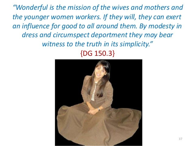 """""""Wonderful is the mission of the wives and mothers and the younger women workers. If they will, they can exert an influenc..."""