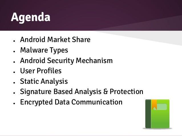 Android Malware Detection Mechanisms Slide 2