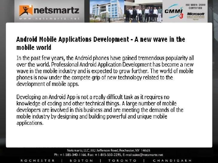 Android app-development