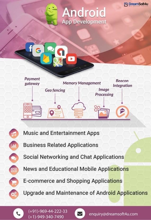 Android App Development Company | USA | India | Australia | UAE