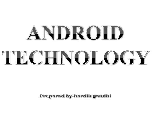 WHAT IS ANDROID?  A Software platform and operating system for mobile.  Based on the Linux kernel.  Android was found w...